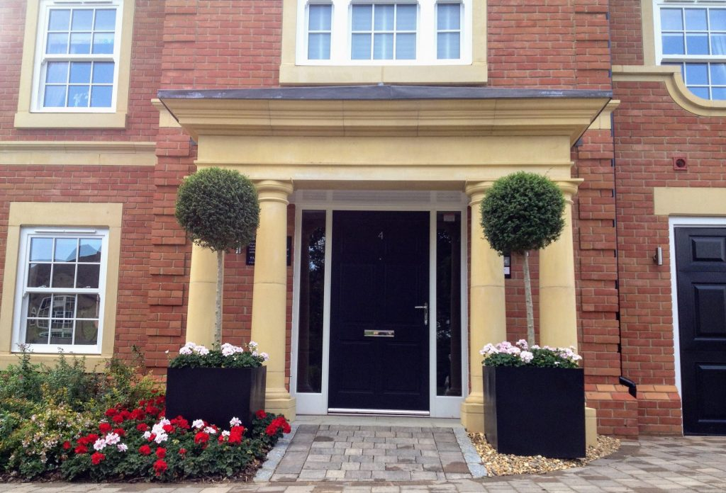 Decorative, Practical and Beautiful, Amber Valley Stone precast products