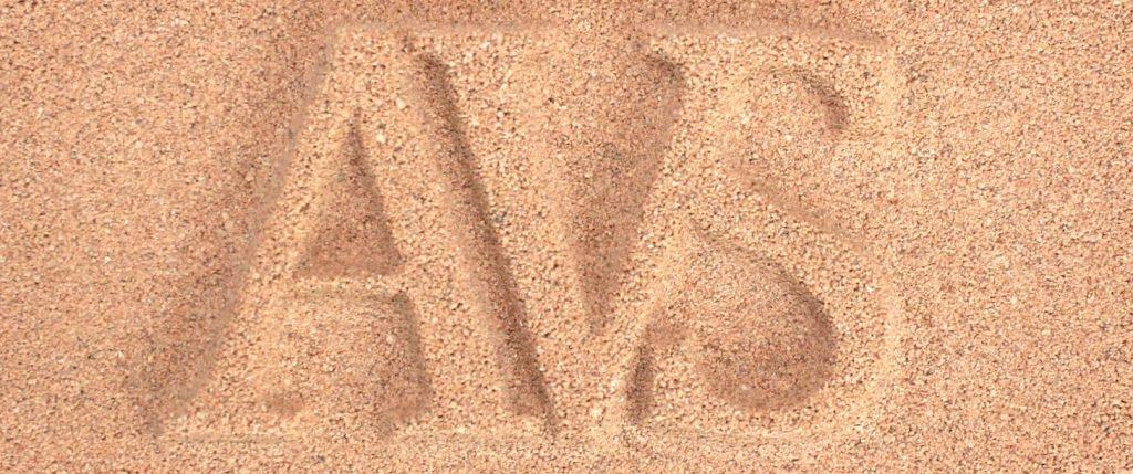 Sample of AVS Sandstone