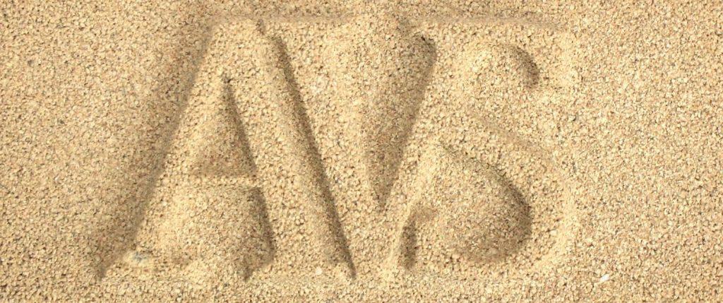Sample of AVS Yorkstone