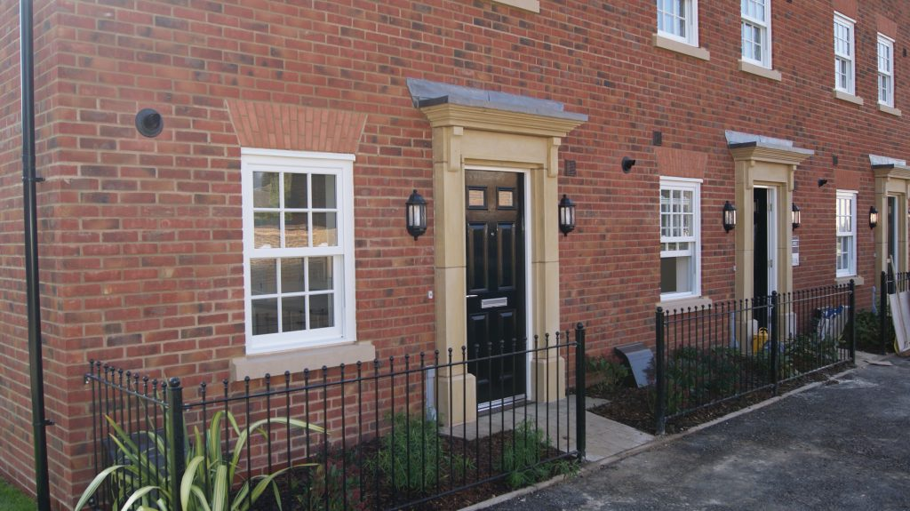 GRC Door Surrounds