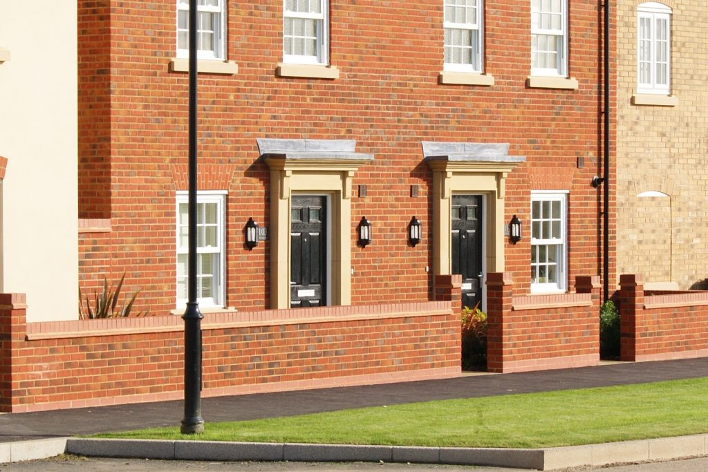 Amber Valley Stone GRC door surrounds